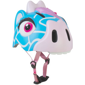Crazy Safety Giraffe Helmet Girls blue